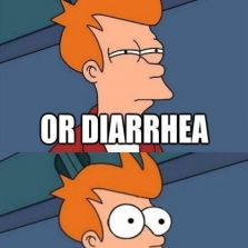 Not sure if fart or diarrhea