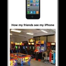 How I see my iPhone