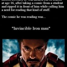 Robert Downey Jr, kicked out of school